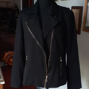 Soft black Anne Klein jacket
